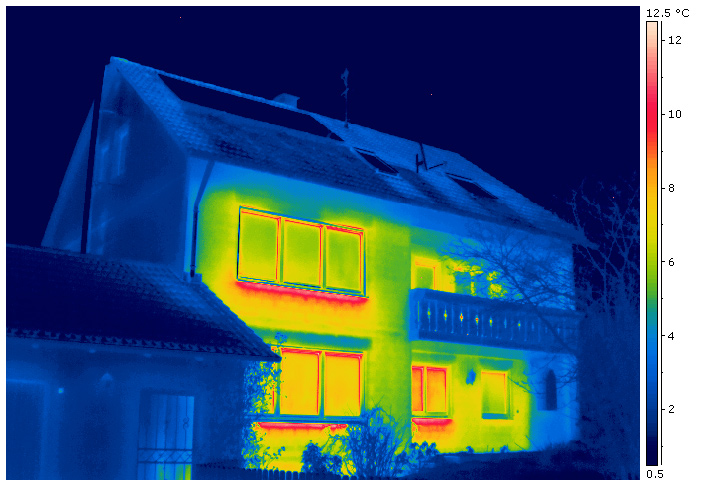Thermografie